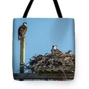 Osprey Family 8283 Tote Bag