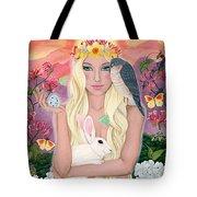 Ostara/spring Tote Bag
