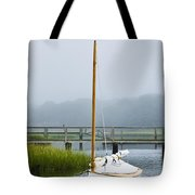 Osterville Sailboat Tote Bag