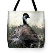 Ostracized Ostrich Tote Bag