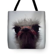 Ostrich - The Sharp End Tote Bag