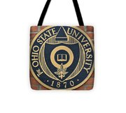 Osu Established Eighteen Seventy Tote Bag