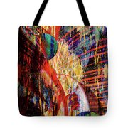 Other Wordly Tote Bag
