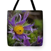 Otherworldly Flora Tote Bag