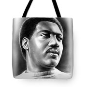 Otis Redding Tote Bag
