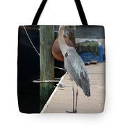 Otis..dock Of The Bay Tote Bag