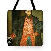 Ottaviano Grimani. Procurator Of San Marco Tote Bag