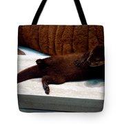Otter Like It Tote Bag