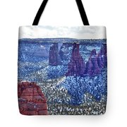Otto Trail Overlook Tote Bag