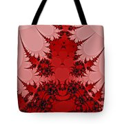 Ouch Bug Tote Bag