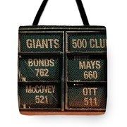 Our 500 Club Tote Bag