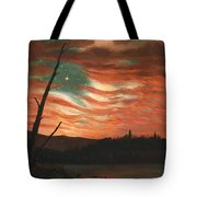 Our Banner In The Sky Tote Bag
