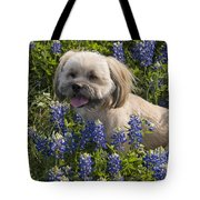 Our Bud In The Bonnets Tote Bag