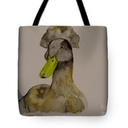 Our Crested Drake Tote Bag