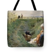 Our Daily Bread Anders Zorn Tote Bag