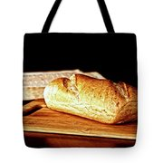 Our Daily Bread Tote Bag