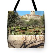 Our Father Prayer Church Tote Bag