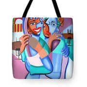 Our First Slow Dance Tote Bag
