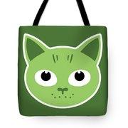 Our Green Cat Birka Tote Bag
