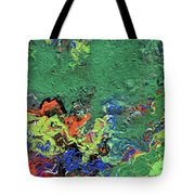 Our Green Planet Tote Bag