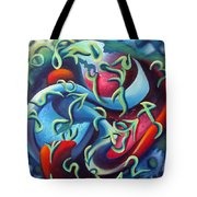 Our Inner Clocks Tote Bag