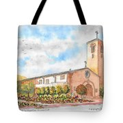 Our Lady Of Assumption Catholic Church, Claremont, California Tote Bag