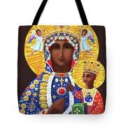 Our Lady Of Czestochowa - Mmcze Tote Bag