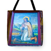 Our Lady Of Guadalupe 3 Tote Bag
