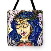 Our Lady Of Self Blessing Tote Bag