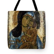 Our Lady Of Tenderness Tote Bag