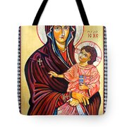 Our Lady Of The Snows  Tote Bag