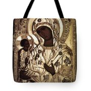 Our Lady Of Yevsemanisk Tote Bag