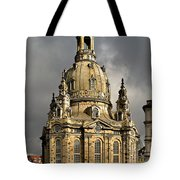 Our Lady's Church Of Dresden Tote Bag by Christine Till