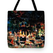 Our Little Town Tote Bag