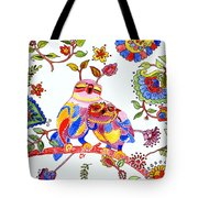 Our Love Created This Tote Bag