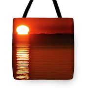Our Star Rising  Tote Bag