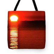 Our Star Rising Two  Tote Bag