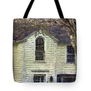 Our Town's Witch House Tote Bag