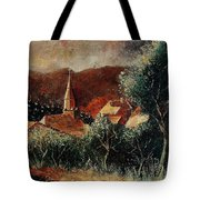 Our Village Opont Tote Bag