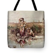 Our Warriors Return Tote Bag