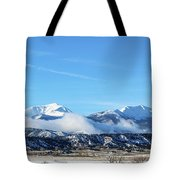 Ouray And Chipeta Tote Bag