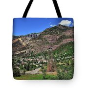 Ouray, Colorado Tote Bag