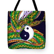 Ouroboros Unleashed Tote Bag