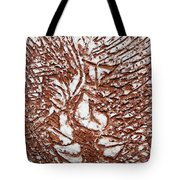 Ours - Tile Tote Bag