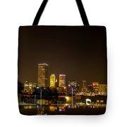 Tulsa - Our World Tote Bag