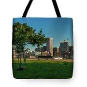 Federal Hill Run Tote Bag