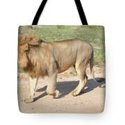 Out For A Stroll Tote Bag