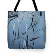 Out From The Water Tote Bag
