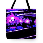 Out In Space Tote Bag