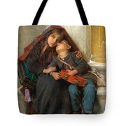 Out In The Cold Tote Bag